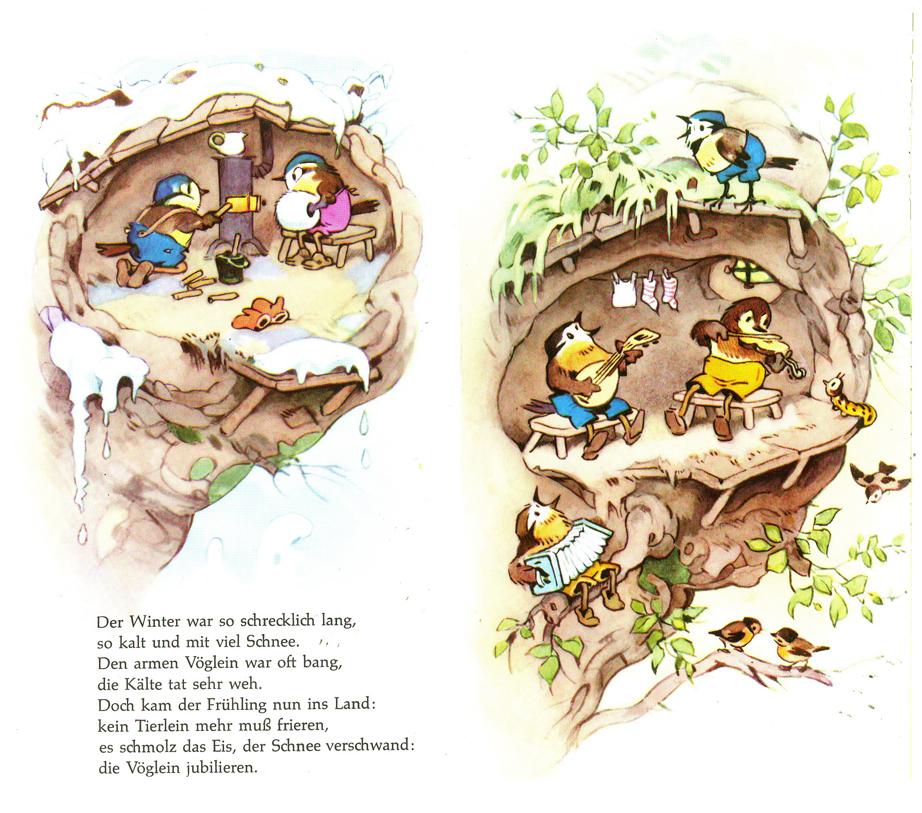 vogelgeschichten für kleinkinder