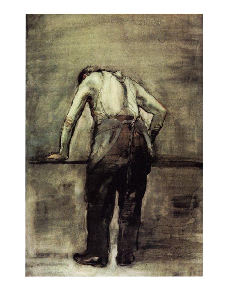 David Levine Artist
