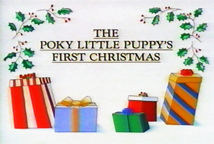 Michael Sporn Animation – Splog » The Poky Little Puppy's First ...