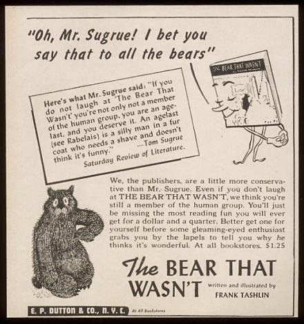 Bear Ad