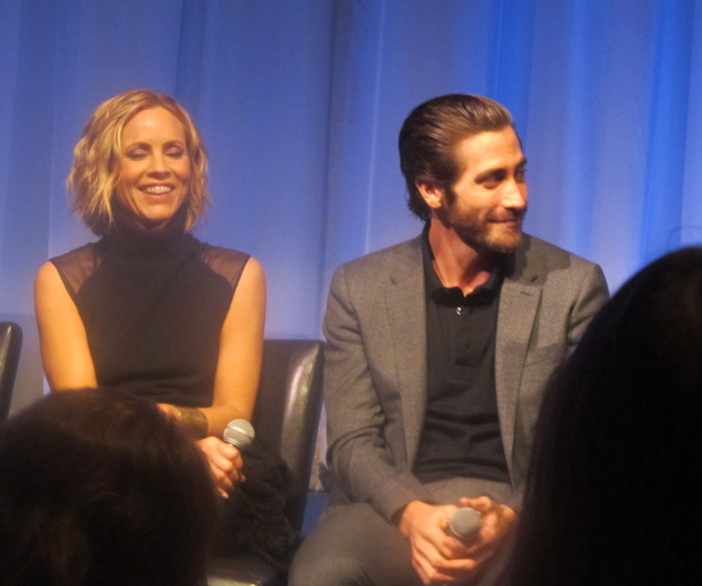 MariaBello Jake Gyllenhaal